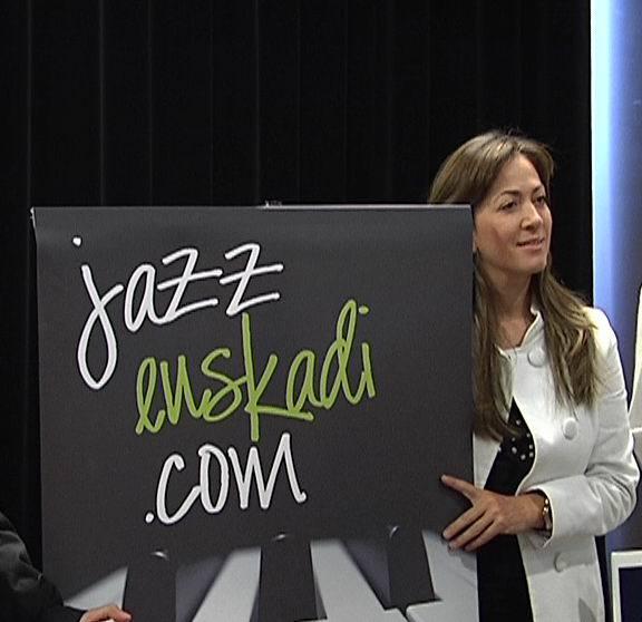 Presentación de los festivales de Jazz y Blues de Euskadi