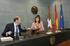Mendia y Rubalcaba suscriben 3 convenios en materia de instituciones penitenciarias