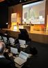 A number of experts meeting in Bilbao propose to integrate technology throughout the tourist lifecycle in order to promote the sector