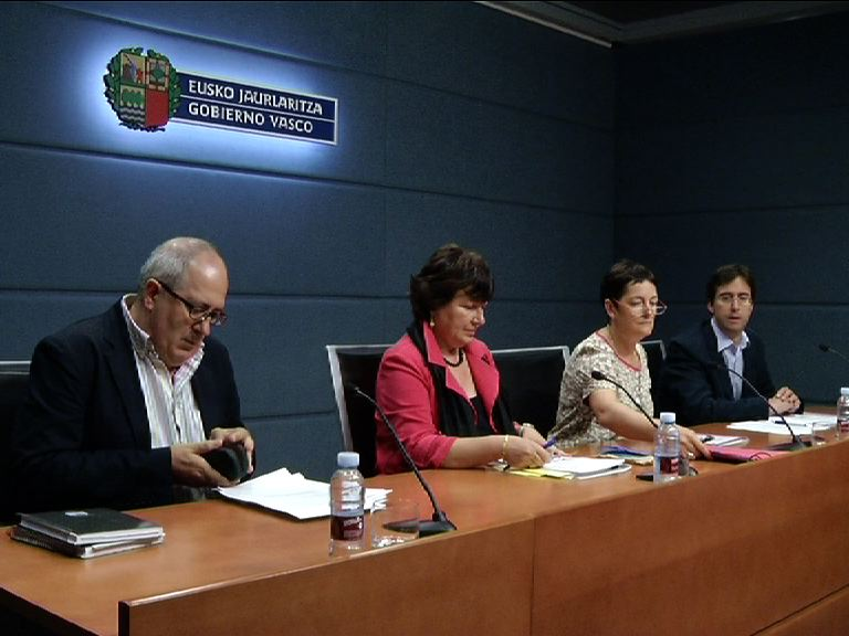 El presupuesto para la promoción del euskera supera los 12,6 millones de euros a pesar de la crisis [37:28]