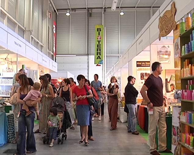 Inauguración de la Feria Bioterra 2010 [0:36]