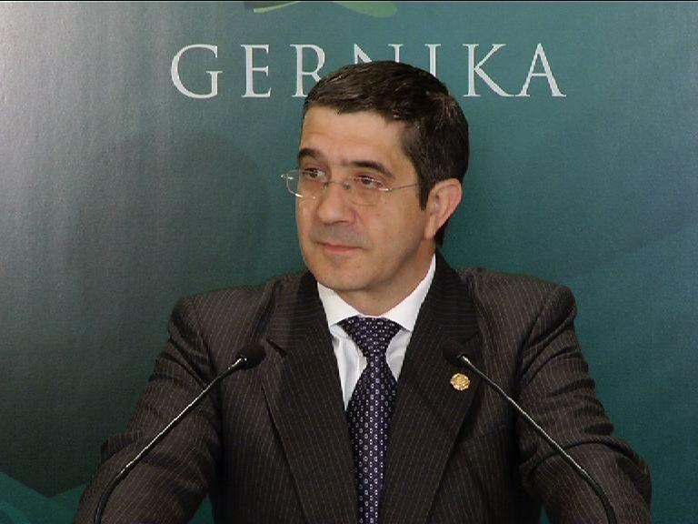 Rueda de prensa del Lehendakari tras el Consejo de Gobierno celebrado en Urdaibai [32:49]