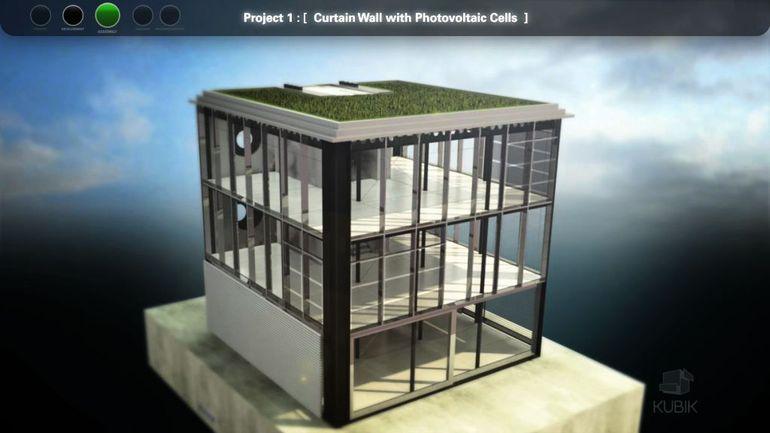 Kubik, el primer edificio experimental del mundo, está en Euskadi