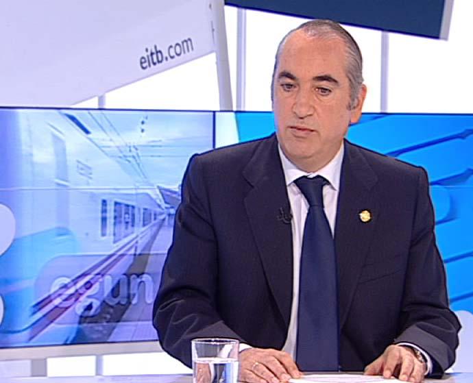 Entrevista a Iñaki Arriola en ETB [18:04]