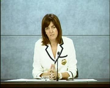 Rueda de prensa del Consejo de Gobierno (15.06.2010) [29:37]
