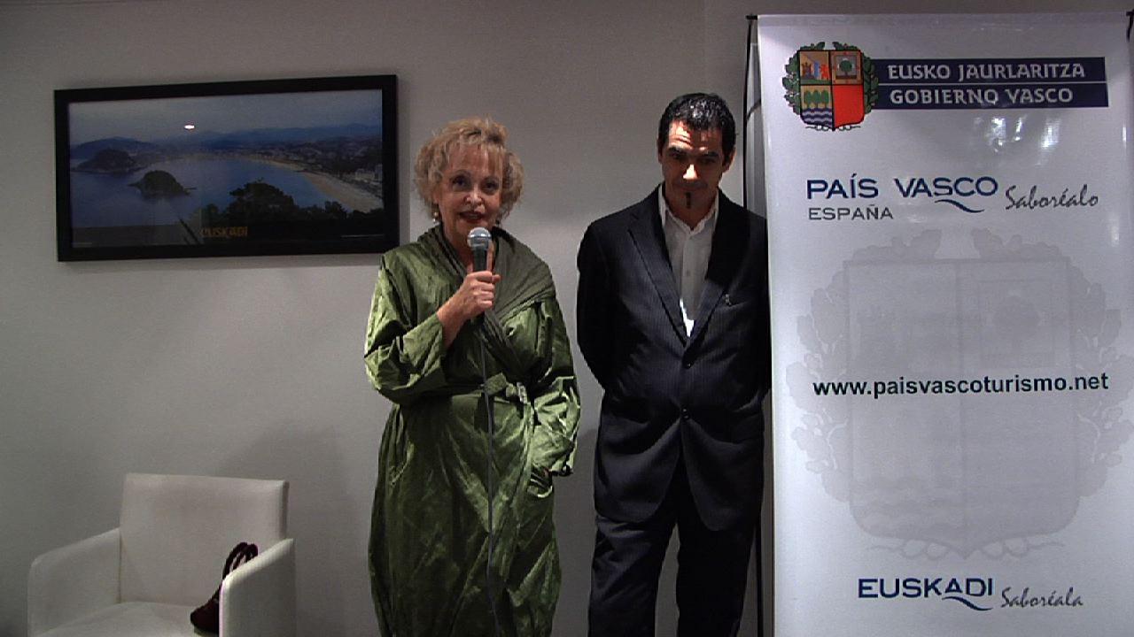 La gastronomía presente en el mes del turismo de Euskadi en Buenos Aires [1:29]