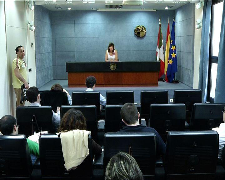 Rueda de prensa del Consejo de Gobierno [15:06]