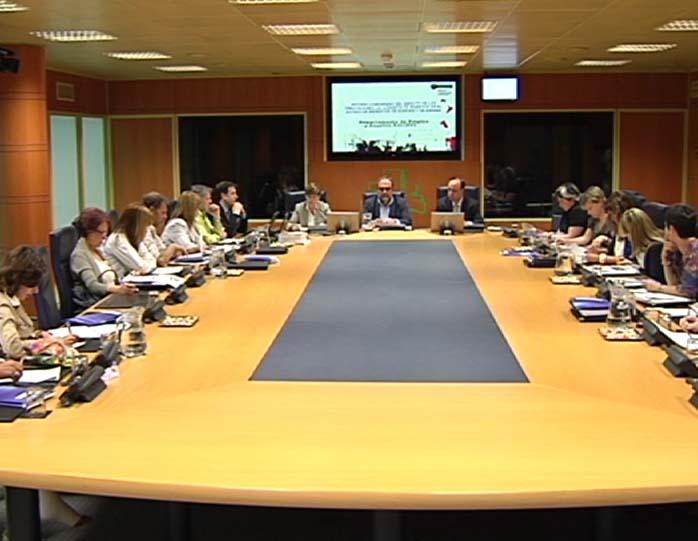 La renta de garantía de ingresos ha permitido frenar la pobreza y que la sociedad vasca resista mejor la crisis [0:35]