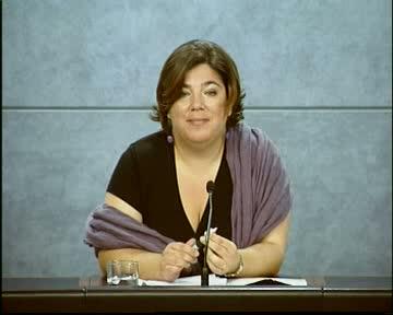 Presentación del V Plan para la igualdad de Mujeres y Hombres en la Comunidad Autónoma de Euskadi – Directrices IX Legislatura [9:36]