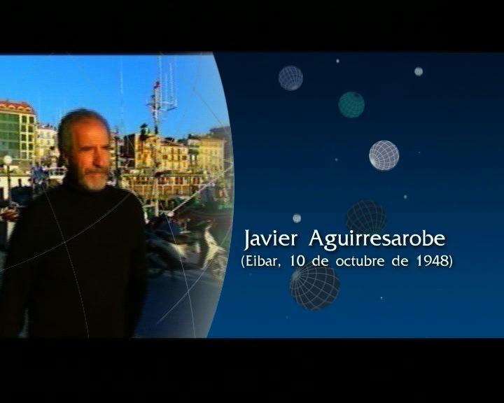 Aguirresarobe recibe el Premio Vasco Universal 2009 [1:48]
