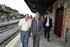 El Gobierno Vasco cede a la Asociación de Amigos del Camino de Santiago de Deba el uso parcial de la estación ferroviaria como albergue de peregrinos