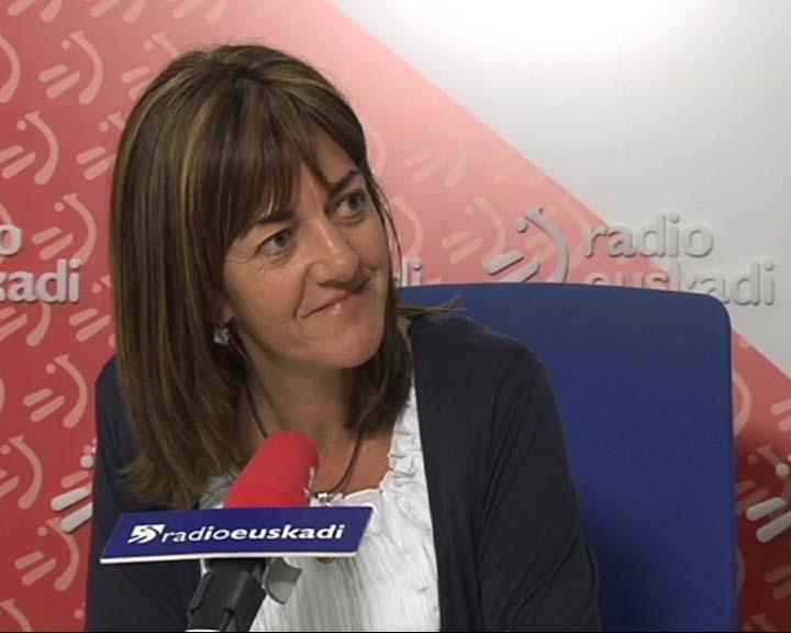Entrevista a Idoia Mendia en el programa Boulevard de Radio Euskadi [0:47]