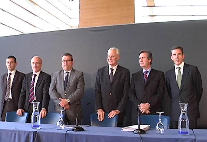 El Gobierno vasco firma un convenio con Tecnalia Research & Innovation para su financiación [0:51]