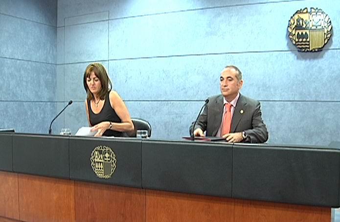 El Gobierno Vasco autoriza la venta del suelo de viviendas construidas en derecho de superficie con calificación provisional [0:32]