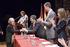 El Lehendakari asiste a la entrega de los Premios Nacionales el Ministerio de Cultura
