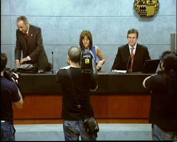 Rueda de prensa de la Portavoz tras el Consejo de Gobierno [45:17]