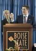 El Gobierno Vasco renueva el Programa de Estudios Vascos de la Universidad de Boise hasta 2015