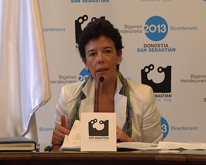 El Departamento de Educación y el Ayuntamiento de Donostia firman un protocolo de colaboración en materia de educación infantil [1:59]
