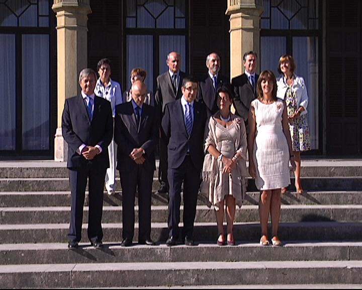 Arranca el primer Consejo de Gobierno que da inicio al nuevo curso político [2:40]