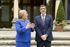 Lehendakaria Michelle Bachelet-ekin bildu da