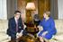 EL Lehendakari recibe a Michelle Bachelet