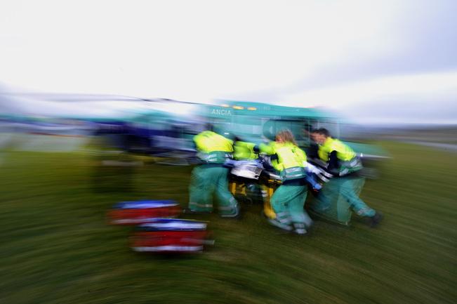 Disminuyen los accidentes y los heridos en las carreteras vascas durante el verano