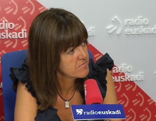 Entrevista a Idoia Mendia en Radio Euskadi [21:27]