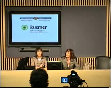 El Gobierno Vasco da un giro al Observatorio del Comercio Vasco [14:45]