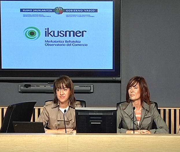 El Gobierno Vasco da un giro al Observatorio del Comercio Vasco [1:25]