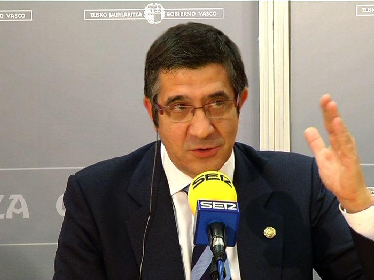 """Entrevista al Lehendakari en el programa """"Hoy por hoy"""" de la Cadena SER [17:23]"""