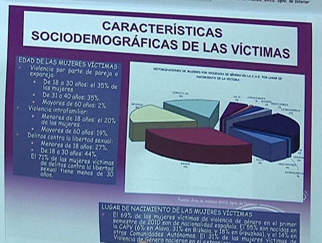 Informe del primer semestre de 2010 sobre Violencia de Género [1:12]
