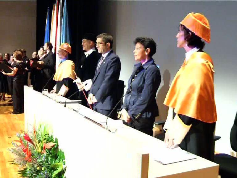 Implantar el Plan Bolonia y alcanzar la excelencia, retos de la UPV para el curso 2010-2011 [1:47]