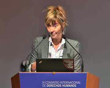 (2ªparte)Arantxa Rodríguez Berrio Doctora en Ciencias Políticas y Sociología y Profesora Titular del Departamento de Trabajo Social y Sociología. Universidad de Deusto. Bilbao. España.  [19:24]