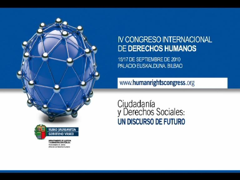 Video promocional IV Congreso Internacional de Derechos Humanos I [0:12]