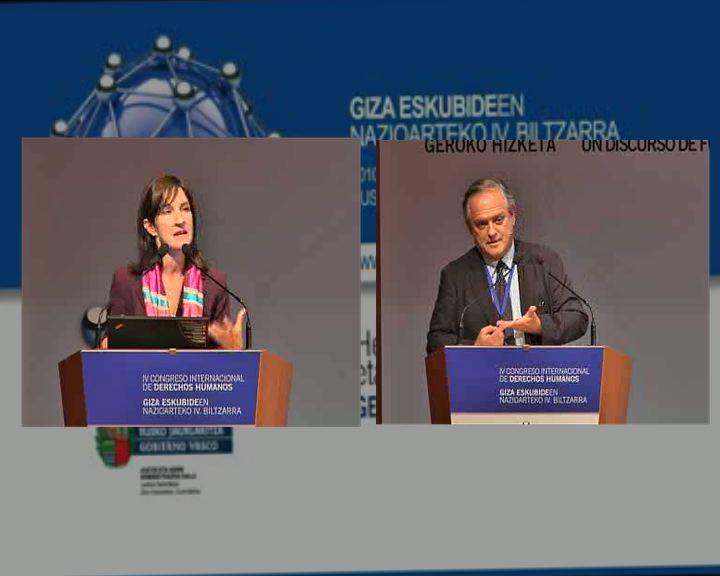 Luis Ortega eta Laura Gómez-en hitzaldiak [114:13]
