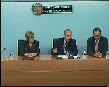 El Gobierno Vasco destina 15 millones de euros para la mejora de barrios y áreas urbanas de 44 municipios vascos [26:59]