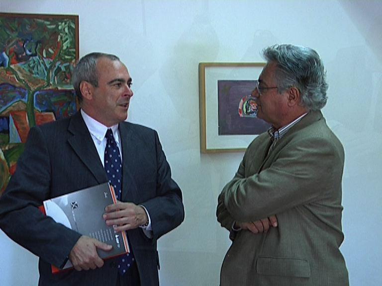 Antonio Rivera Sailburuordea Brasiliako Kultura Ordezkariarekin bildu zen [0:43]