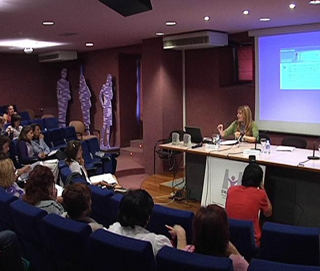 Arranca el nuevo curso para el programa Nahiko con un seminario [1:36]