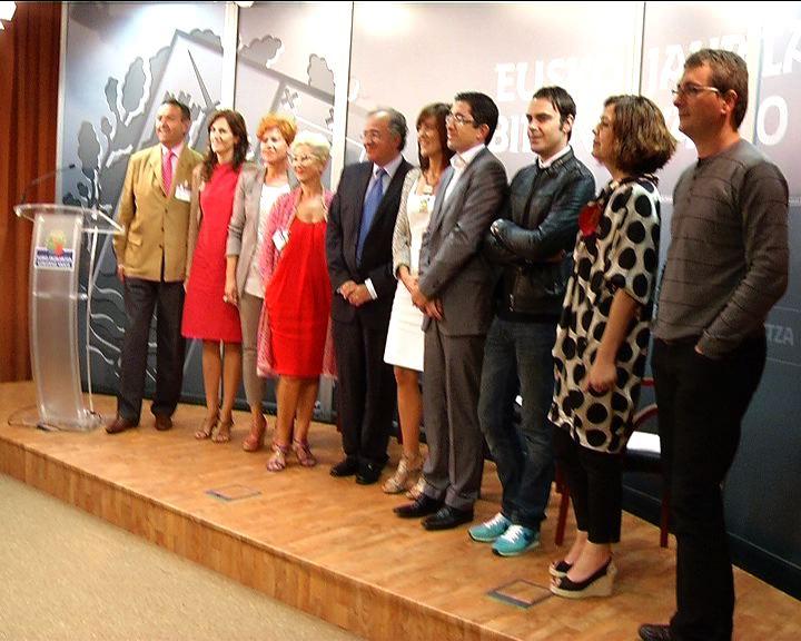 Gastronomía y moda vasca serán los ejes de la Semana de Euskadi en la Expo Shanghai [18:59]
