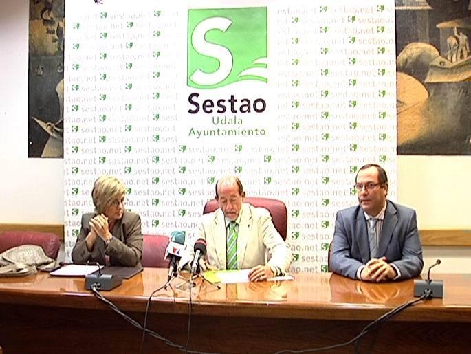 El Gobierno Vasco impulsa la regeneración urbana de Sestao