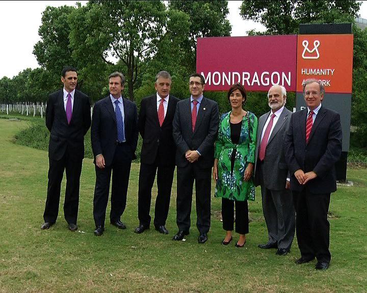 El grupo Mondragon ampliará en 200.000 m2 su parque empresarial en Kunshan para acoger a nuevas empresas [1:11]