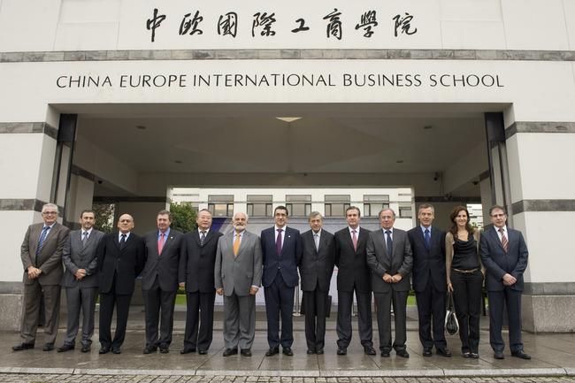 """Lehendakari: """"Europa debe reforzarse para no perder la batalla de la globalidad ante China"""""""