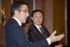 """Lehendakaria Jiangsu-ko gobernadorearekin batzartu da """"bi eskualde handi"""" hurbiltzeko"""