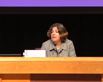"""Retransmisión en directo de las Jornadas """"Las formas menos visibles de la violencia de género"""" con interpréte de Lengua de Signos [14:04]"""