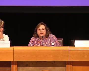 """Retransmisión en directo de las Jornadas """"Las formas menos visibles de la violencia de género"""" con interpréte de Lengua de Signos [71:02]"""