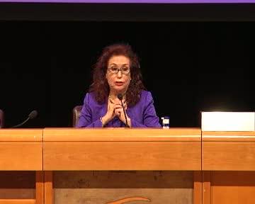 """Retransmisión en directo de las Jornadas """"Las formas menos visibles de la violencia de género"""" con interpréte de Lengua de Signos [2:36]"""