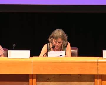 """Retransmisión en directo de las Jornadas """"Las formas menos visibles de la violencia de género"""" con interpréte de Lengua de Signos [66:13]"""
