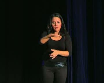 """Retransmisión en directo de las Jornadas """"Las formas menos visibles de la violencia de género"""" con interpréte de Lengua de Signos. La violencia contra las mujeres como arma de guerra [69:13]"""