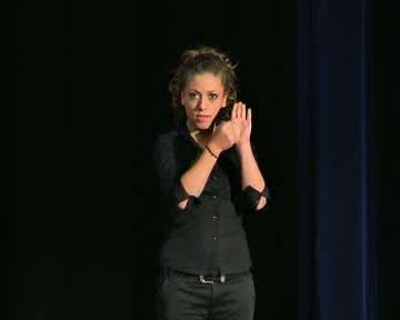 """Retransmisión en directo de las Jornadas """"Las formas menos visibles de la violencia de género"""" con interpréte de Lengua de Signos. Conferencia inaugural [57:49]"""