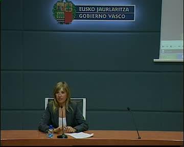 La Dirección de Tráfico del Gobierno Vasco presenta una nueva campaña de sensibilización  [14:59]